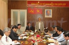 Theoretical Council told to set sights on efficiency