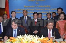 VN, Cambodia fight money laundering