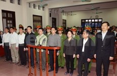 Ex-Vinashin execs get up to 20 years in prison