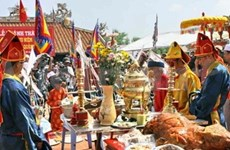 Ly Son Island remembers the Hoang Sa martyrs