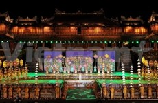 National Tourism Year, Hue Festival kick off