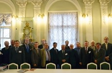 East Sea security under discussion in Russia