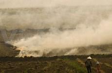 Japan updates Vietnam's inventory of emissions