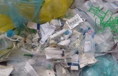 France helps with medical waste treatment in VN