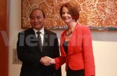 Vietnam, Australia eye bilateral relationship