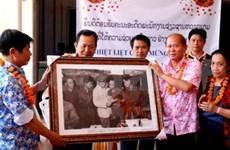 Vietnam, Laos news agencies strengthen ties