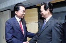Vietnam seeks to boost ties with Japan