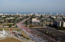 Hanoi function marks Cuba's Giron victory