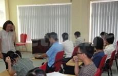 ASEAN training launch for Korean language