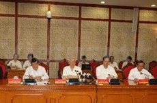 Party Politburo gives guidance on development