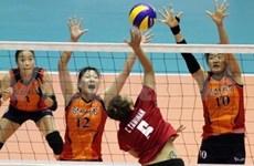 Thai women triumph at Tuan Chau beach volleyball