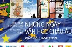 European literature celebrated in Hanoi