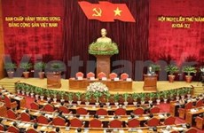 Party Central Committee wraps up fifth meeting