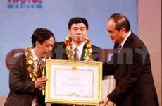 Best projects and scientists receive awards