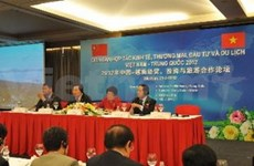 Vietnam, China hold cooperation forum