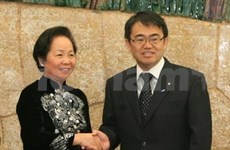 Vice President hails bilateral ties with Japan