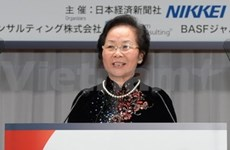 Vice President addresses Future of Asia talks