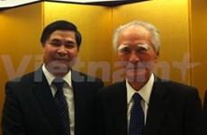 Organisation helps boost Japan-Vietnam ties