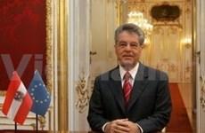 Austrian President's visit boosts bilateral ties