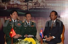 VN eager to discuss defence cooperation