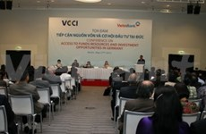 Seminar discusses investment opportunities in Germany