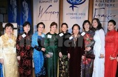 Vice President hails women's role