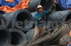Steel industry sees low May consumption