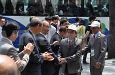 Vietnamese AO delegation visits the RoK