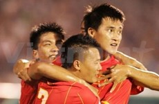 Nation 98th in FIFA ranking