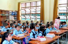 Japan continues to fund new primary schools