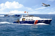 Marine Police to get their biggest ship ever