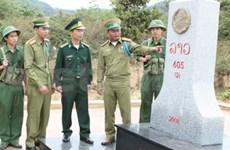 Vietnam, Laos boost border cooperation
