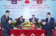 Vietnam, Cambodia promote investment