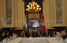 Vietnam, Argentina boost legislative ties