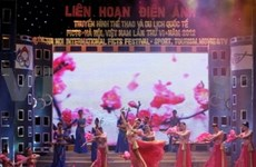 Sports, tourism film fest opens