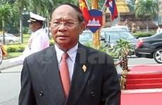 Top Cambodian legislator to visit Vietnam