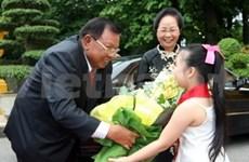 Vietnam, Laos agree to further deepen ties