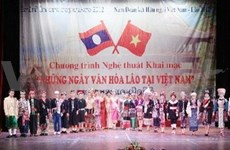 Cultural days mark VN-Laos anniversaries