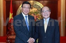Vietnam welcomes foreign investors