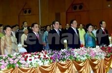 More celebrations in Laos, Vietnam