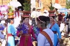 Cham Bani people celebrate new year