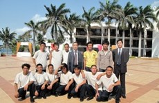 VN crew held by Somali pirates to return home