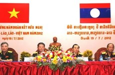 Laos hosts celebrations of friendship year with Vietnam