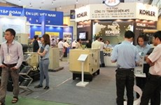 Electrical equipment exhibitions open in HCM City