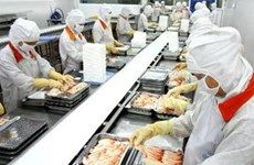 Export of agro-forestry and fisheries products rise