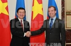 Vietnam, Russia agree to accelerate FTA negotiations