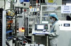 Hanoi' industrial parks see strong rise in investment