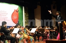 Music concert fosters VN - Cambodia ties