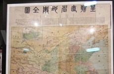 Old map proves China's claims are worthless
