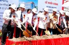 New office for Laos' publishing house